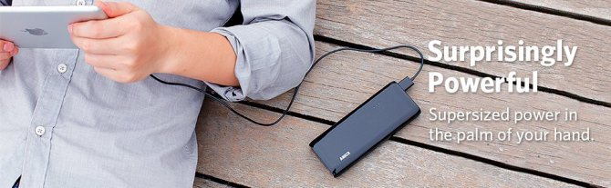 Anker External Battery Backup